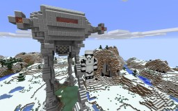 Rebel Scum Beware! The First Order is Here! Minecraft