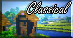 Rangercraft CLASSICAL ❤️👑🐷 | colorful| 1.12.2 | Better Skies | Random Mobs | CTM | BumpMap Minecraft Texture Pack