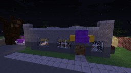 Fredbear's Family Diner (Year:1980-1981) Minecraft Project