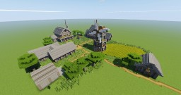 Nice Houses V2 Minecraft