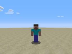 CLASSIC STEVE vs. NON CLASSIC STEVE!! Minecraft Map & Project