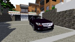 Alcara_v1 [Mercedes CL 65 AMG] Minecraft Map & Project
