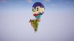 Pokémon Hot Air Balloons Minecraft Map & Project