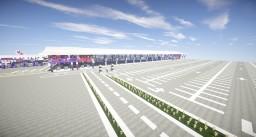 MC Airport (SeaJet Innovation Center) + Download! Minecraft Project