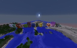 Find The Button v2 by: Kristo and Ensar Minecraft Map & Project