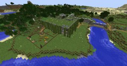 The Zoo with Hotels, Villa, ... Minecraft Project