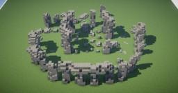 Stone Henge (Modern) Minecraft Project