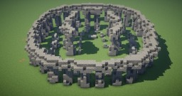 Stone Henge (Original) Minecraft Project
