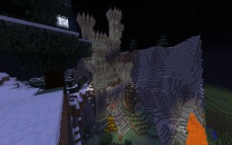 Cold Castle Minecraft Map & Project
