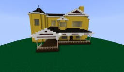 Victorian House #1 Minecraft Project
