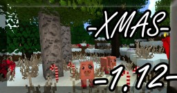 Rangercraft XMAS ❄️ 🎄⛄️🐺 | Feel the forest | 1.12 | Better Skies | Random Mobs | CTM Minecraft Texture Pack