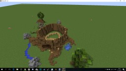The Big Trees Legacy Minecraft Project