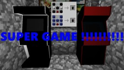 Super Games !!!!!!! Minecraft Mod