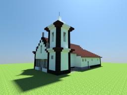 Capela de São Brás / Saint Blaise's Chapel Minecraft Map & Project