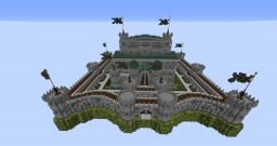 Medieval / Modern Castle Minecraft Project