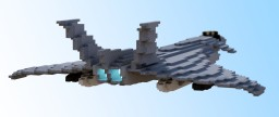 DFC-300 Concept Jet Minecraft Map & Project