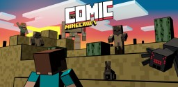 Comic Minecraft 1.12 WIP Minecraft Texture Pack