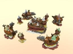 Western Eggwars   Arcenia Minecraft Project