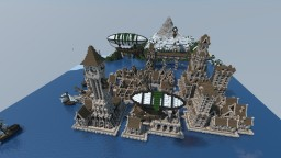 Steampunk City Minecraft Map & Project