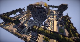 Spawn Factions Minecraft Map & Project