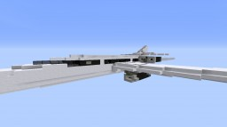 Modern Private Jet! 2018 GVC AP-120 Silver Gull! Minecraft Map & Project