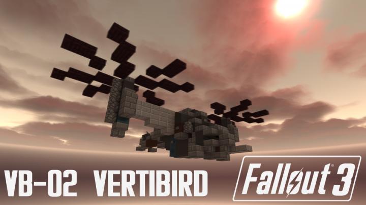 Best Vertibird Minecraft Maps & Projects - Planet Minecraft