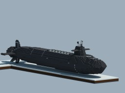 submarine attack Minecraft Project