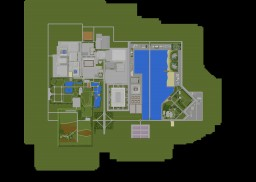 SK Sports & Entertainment Complex (Arenas, Theatres, Stadiums, Nightclubs etc) Minecraft Map & Project