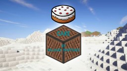 Cake By Melanie Martinez  🎶🎼(noteblock)🎶🎼 Minecraft Project