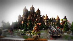 Creeper Barbudo's Palace Minecraft