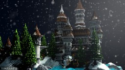 Woodsford Stronghold Minecraft Project