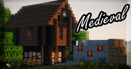 Rangercraft MEDIEVAL 🏰👑 | old and rustic | 1.12.2 | Better Skies | Random Mobs | CTM | BumpMap Minecraft Texture Pack