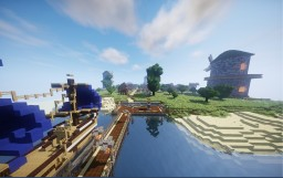 Dawn Island Minecraft Project