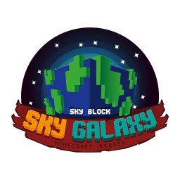 Skyblock SkyGalaxy Minecraft Server
