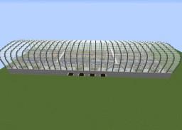 Massive Train Station Minecraft Project