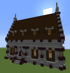 Port House Minecraft Project