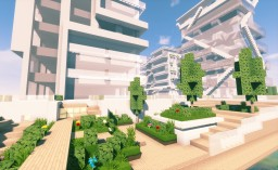 The Kensington Wharf Minecraft Map & Project