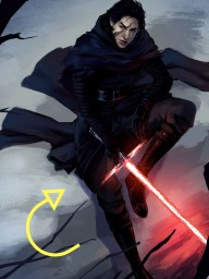 [STAR WARS THEORY] Kylo Ren is Secretly a Double Agent Minecraft Blog Post