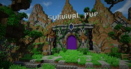 HUB - 4 Portals Minecraft Project