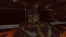 Nether Hub Minecraft Project