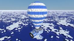 High Altitude Balloon Minecraft Project
