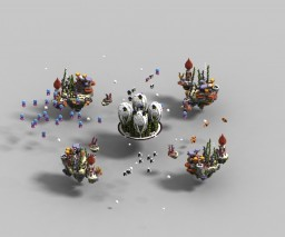 Bauchaos Aquarium-Bedwars Minecraft Project