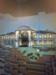 Giant Mansion Minecraft Project