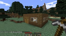 DeepCrafts is a 100% Vanilla server which is whitelist and survival only. Minecraft Project