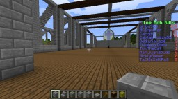 Catholic Cathedral Minecraft Project