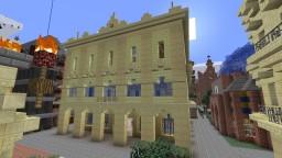 Gijón's Town Hall Minecraft Project