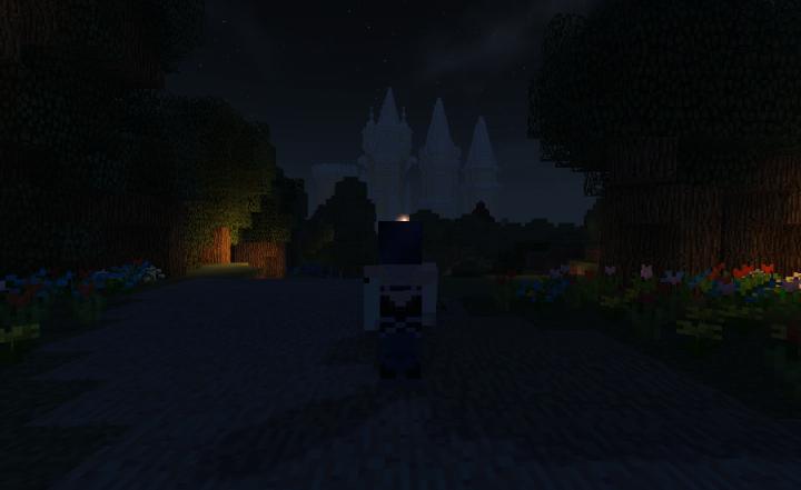 Kingdom Hearts Birth by Sleep 0.2 Adventure Map Minecraft Project