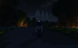 Kingdom Hearts Birth by Sleep 0.2 Adventure Map Minecraft Project