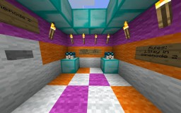 DIAMOND PARKOUR TOTALLY REDONE{updated} Minecraft Map & Project