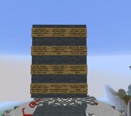 malgus class destroyer Minecraft Map & Project